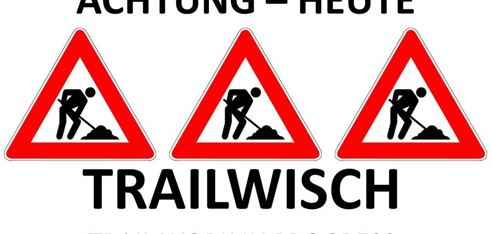 Infoblatt-trailwisch