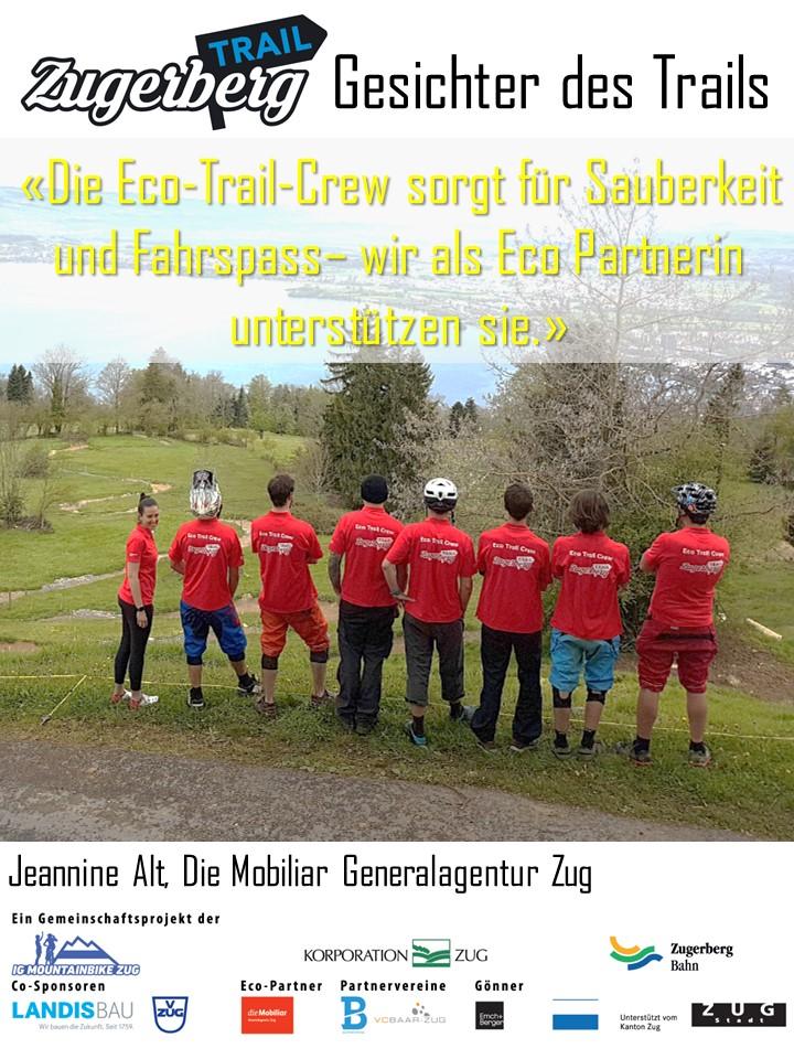 Gesichter Des Trails Teil 6 Die Mobiliar Generalagentur