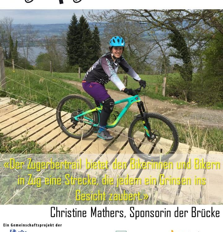 Christine Mathers_Gesichter des Trails
