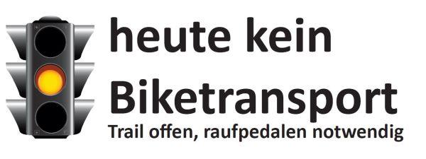 ZugerbergTrail Infobanner_05keinBiketransport-small
