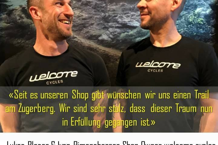 gesichter welcome cycles